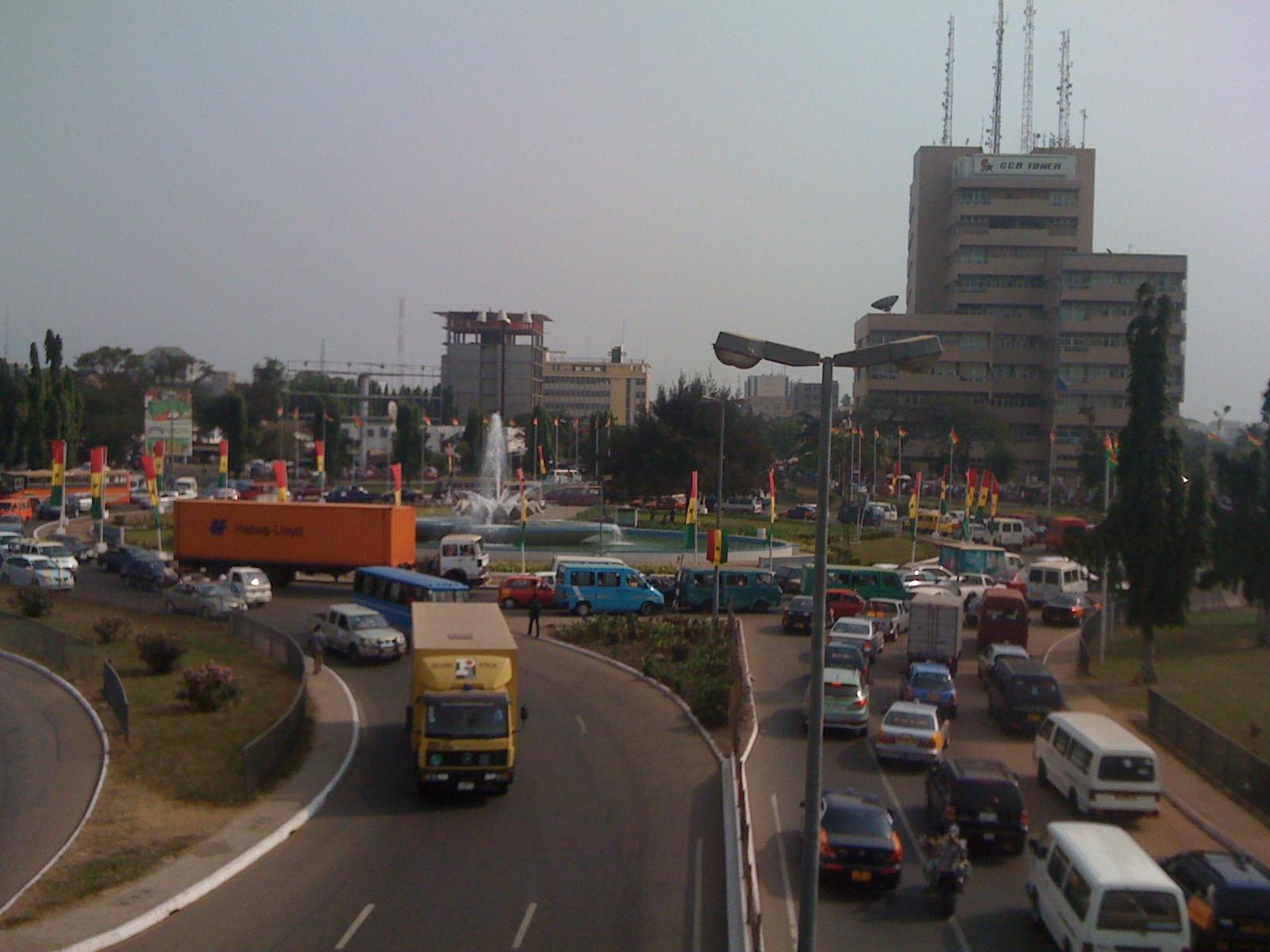 Accra City Ghana