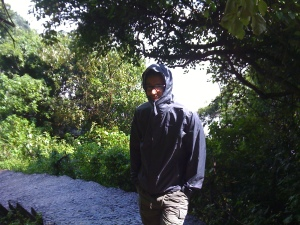 Me at Vic Falls