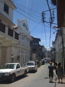 Mombasa Old City