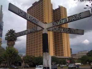 UhuruandKenyatta