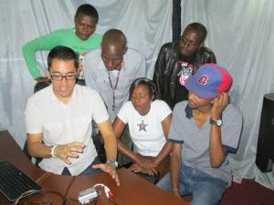 MJ FM #RightsMedia workshop