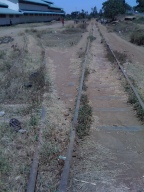 Railway from PPF To Unga