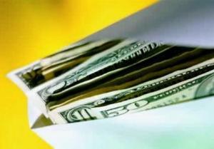 Cash-in-envelope