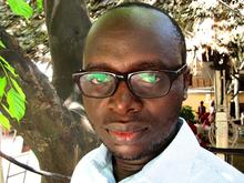 Erick Kabendera is a freelance journalist based in Dar es Salaam. Photo courtesy of David Astor Journalism Awards Trust