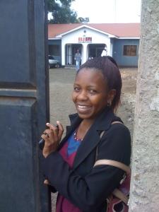 Rotlinde Achimpota at Mambo Jambo Radio