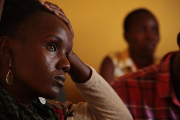 Mathare Radio founder Wairimu Gitau
