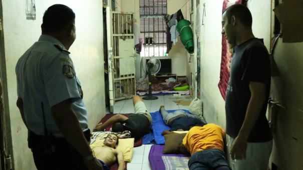 Jakarta Immigration Detention Centre Getty Images