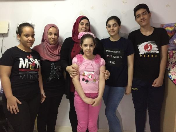 Yasar Tamim family